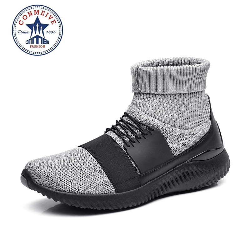 2016 New Arrival running shoes sneakers for men women sport cheap sneaker  Outdoor Athletic Zapatillas Hombre Medium(B,M)