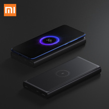 Xiaomi Wireless Power bank 10000mAh PLM11ZM USB Type C Mi Po