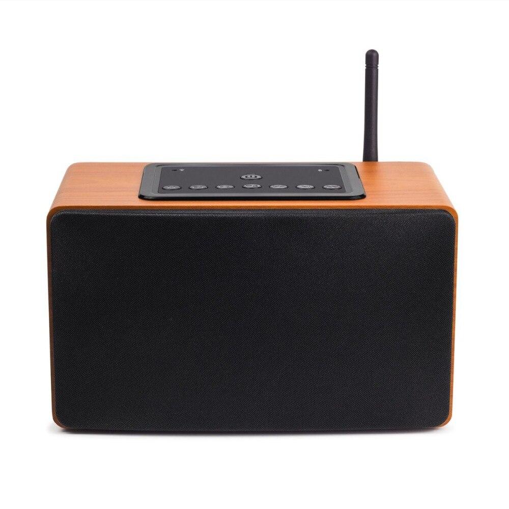 Bluetooth sans fil Haut-Parleur WiFi Multiroom HIFI Stéréo Portable Haut-Parleur Août WS350 avec APP pour Comprimés/Smartphones/PC