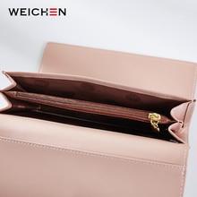 Women Leather Long Wallet (6 colors)