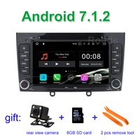 2GB RAM Quad Core Android 7 1 1 Multimedia Car DVD Navigation For Peugeot 408 308