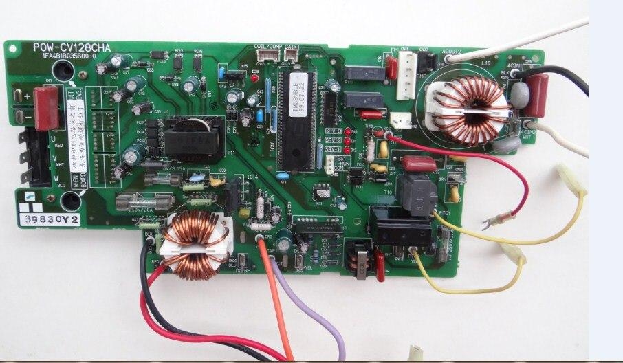 POW-CV128CHA 1FA4818035600-0 USED Good Working