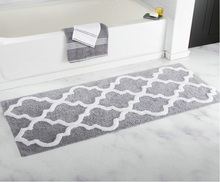 New 45*120cm long Microfiber Bedroom Bathroom Kitchen Non-slip Floor Mats Tapete Brand Porch Doormat Area Rugs and Carpets