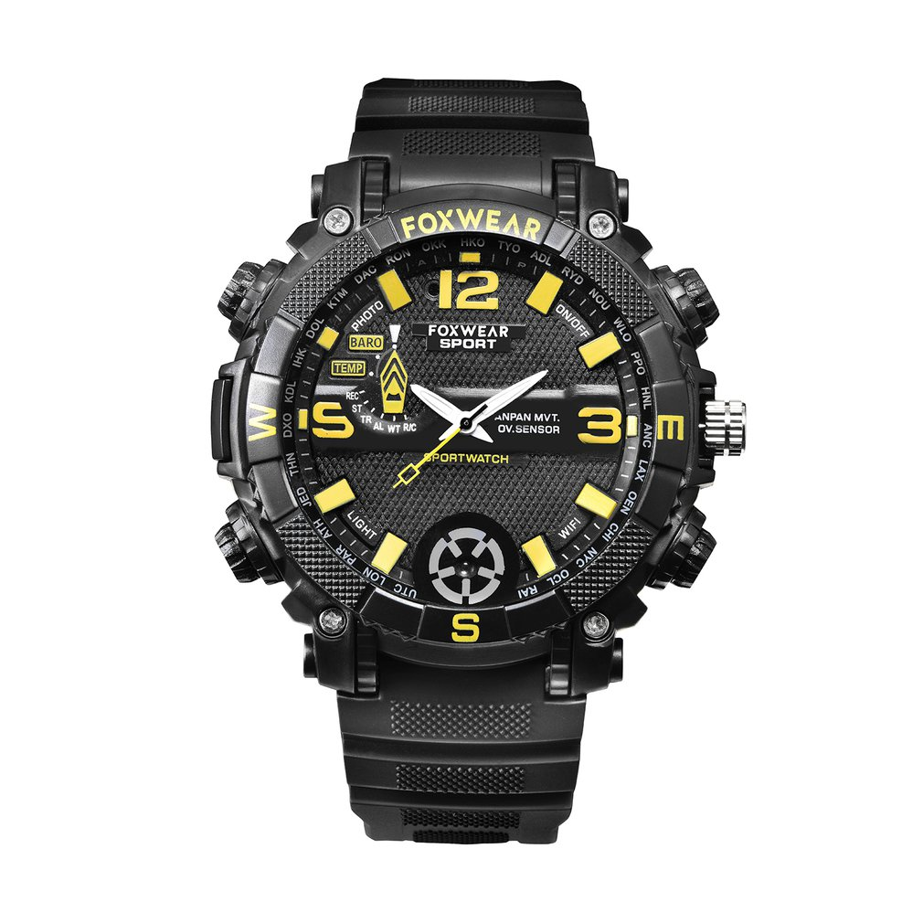 Outdoor Sports Smart Watch 5 Million High-definition Camera WiFi Remote LED lighting 720PHD High DefinitionOutdoor Sports Smart Watch 5 Million High-definition Camera WiFi Remote LED lighting 720PHD High Definition