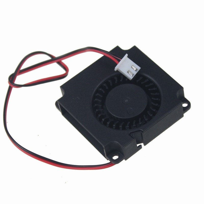2 Pcs Gdstime 40mmx40mmx10mm 4cm DC 12V 3D Printer Cooling Fan 40x40x10mm Brushless Turbo Blower Cooler 4010 2Pin накладной светильник toplight alexandra tl9120y 01wh