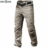 New Military Army Pants Men S Urban Tactical Clothing Combat Trousers Ripstop Fabric Multi Pockets Unique
