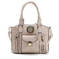 Women Bag Ladies Vintage Tote Bags Bolsos Mujer De Marca Famosa 2016 Fashion Handbag Women Messenger