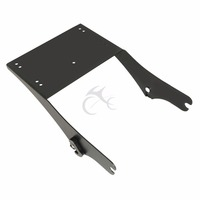 Motorbike Tour Pack Pak Latches Razor Chop Trunk Mount For Harley Touring 97 08