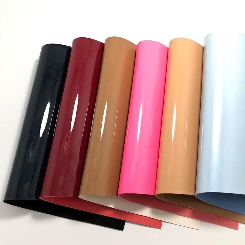 1 stks A4 MAAT 21X29 cm Alisa Glitter Cuero Sintetico Lederen Stof Lakleer  DIY haar Accessroies 15d7cd3ebb11