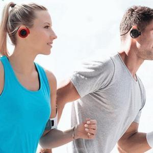 Image 4 - 3D Mini 503 Mini503 Ohrbügel Drahtlose Bluetooth 4,2 Kopfhörer Musik FM Headset Sport Drahtlose Kopfhörer Stereo Micro SD Karte