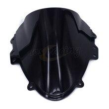 Motorcycle Windscreen Windshield For SUZUKI GSXR600 GSXR750 GSXR 600 750 K4 2004 2005 Motorbike