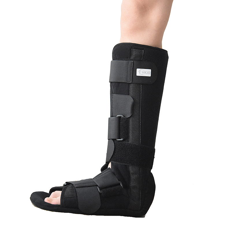 Achilles tendon boots ankle fracture rehabilitation fixation brace ankle Knee Liner Walker Walker boot Ankle foot orthosis