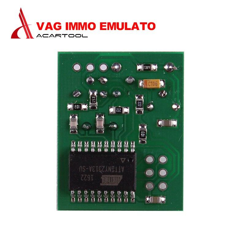 High quality for VAG Immo Emulator working immobiliser for Audi, VW, Seat, Skoda vag immo emulator renault immo emulator green