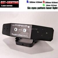 RGB DMX512 светодиодный сцены Сканер DJ проектор Disco луча освещения сцены