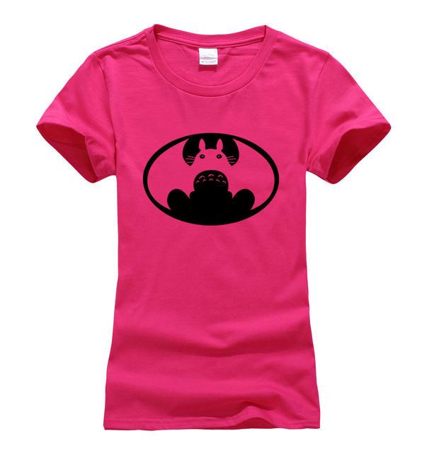 Funny Totoro Batman T-Shirt (18 Colors)