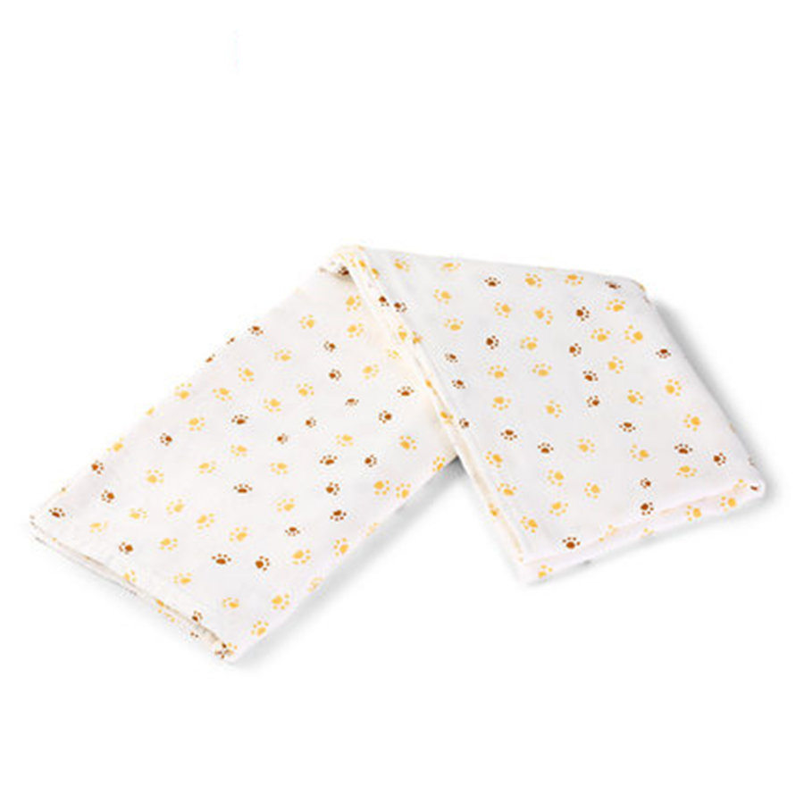 Soft Baby Bath Towel Cotton Newborn Baby Washcloth Gauze Muslin Toallas Breathable Care For Newborns Towels For Babies 50A0024 newborn baby swaddles 120 120cm organic cotton muslin super soft unisex plain newborns spring summer babies swaddling blankets