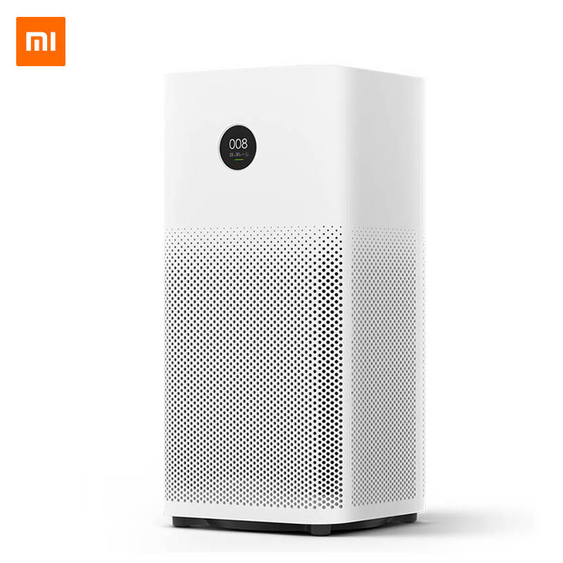 Xiaomi Mi Air Purifier 2S Sterilizer Addition To Formaldehyde Cleaning Intelligent Household Hepa Filter Smart APP WIFI RC цены онлайн