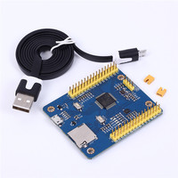 STM32 STM32F405RGT6 Core Board For MicroPython Development Board For Pyboard Python Learning Module STM32F405 ARM With