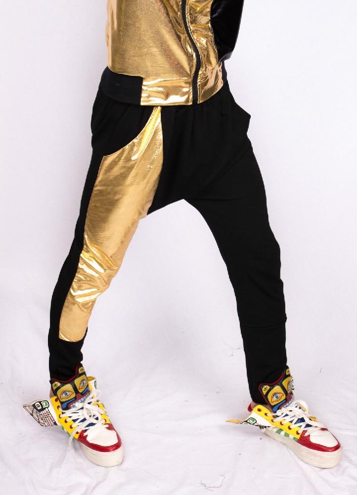 Příležitostné Ženy Pánské Hip Hop Harem Skinny Pants Slim - Dámské oblečení