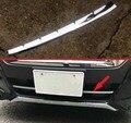 Для NISSAN SERENA C27 2017 2018 2019 ABS Хромированная передняя решетка  акцентная крышка  нижняя сетчатая отделка  литье  Стайлинг  Безель  гарнир