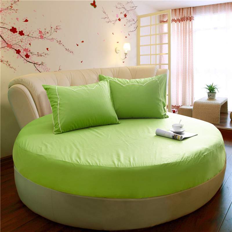 Popular round fitted sheets buy cheap round fitted sheets for How to buy soft sheets