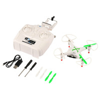 Hot CX 30W Mobile Edition WIFI Controlled Quadrocopter With Transmitter Controller New Sale