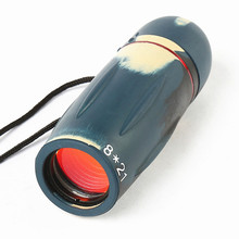 Colorful Zoom 8X Telescope MonocularHd Children Adult for Camping Hiking Travel  Concert Adventure Outdoor Monoculars