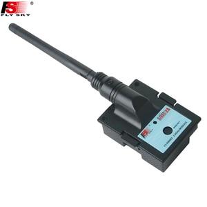 Image 3 - FS RM003,1 stücke Flysky FS RM003 2,4G Sender Modul mit Antenne Kompatibel AFHDS 2A Nur Für FS TH9X Sender