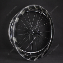 2019 Ultra-light X Carbon Spokes Wheels 30mm-50mm Clincher/Tubular Road Wheels Super Light Rim Road Bicycle Rims On Sale 50mm tubular bike rim road bicycle carbon fiber single rim 3k ud surface 20 24 28 holes carbon rim