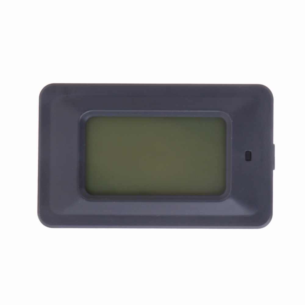 20A/100A AC MÀN HÌNH Kỹ Thuật Số LCD Bảng Điều Khiển Công Suất W Áp kế Điện Áp KWh Khuếch Bút Thử Dụng Cụ