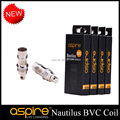 Original Aspire New Nautilus BVC Coil Head Core Replacement Bottom Vertical BVC Coils for Nautilus and Mini Nautilus 20pcs/lot