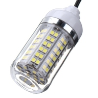 Energy Saving 7W 2835SMD LED Lamp Bulb With Switch IP68 Waterproof LED Underwater Fishing Squid Fish