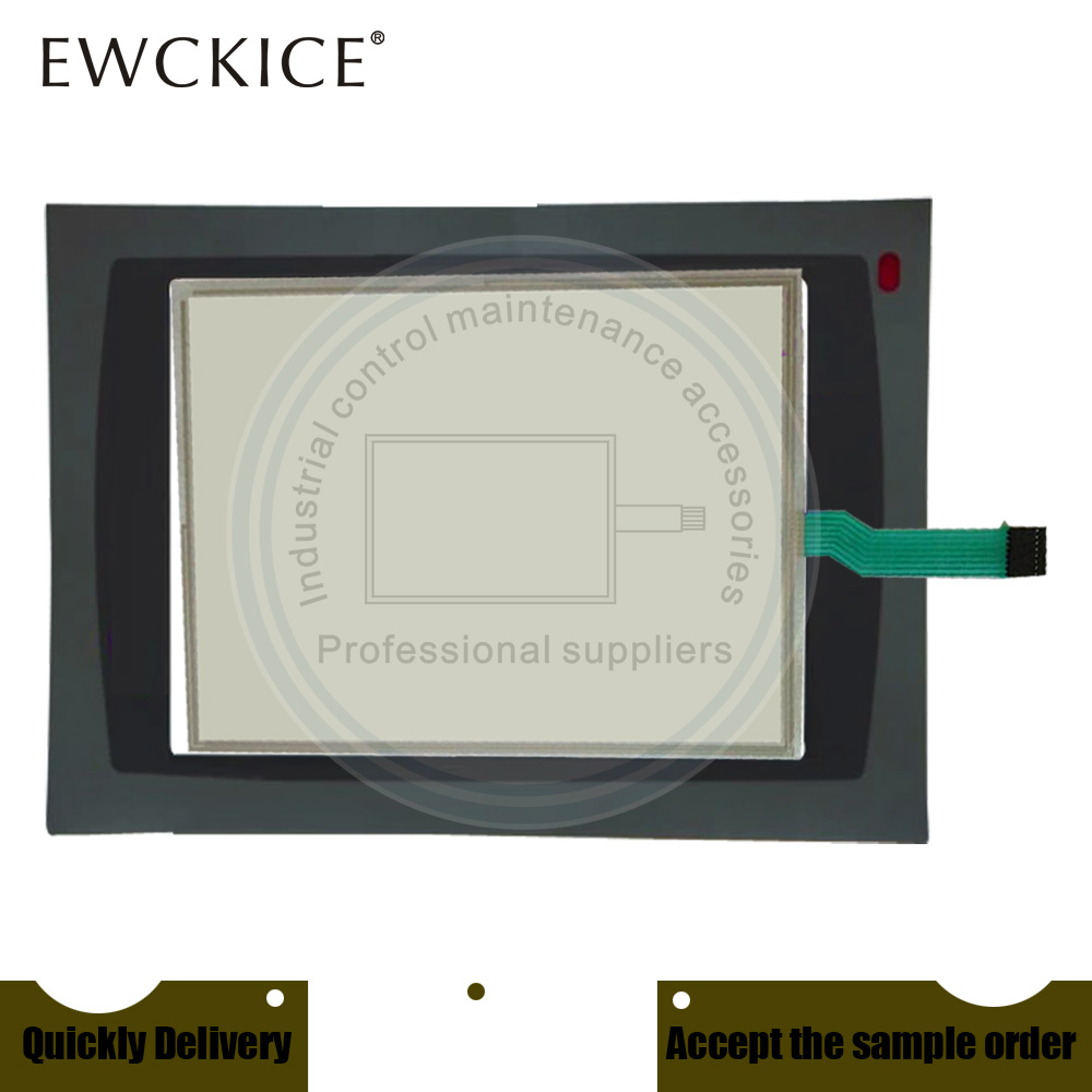 NEW PanelView Plus 1250 2711P-T12C4D1 2711P-T12C4D2 HMI PLC Touch screen AND Front label Touch panel AND Frontlabel цена