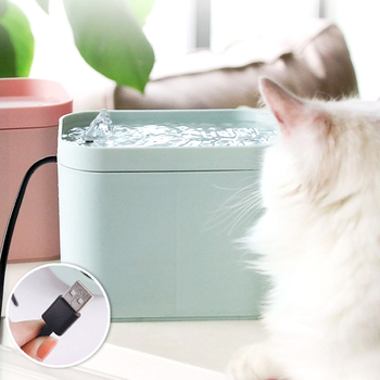 Automatic Electric Cat Fountain  2