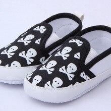 Baby skull animal skull shoes baby