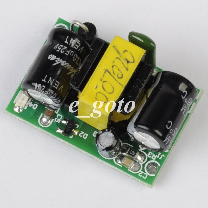12v Ac To Dc Converter Module Led Drivers Power Supplies