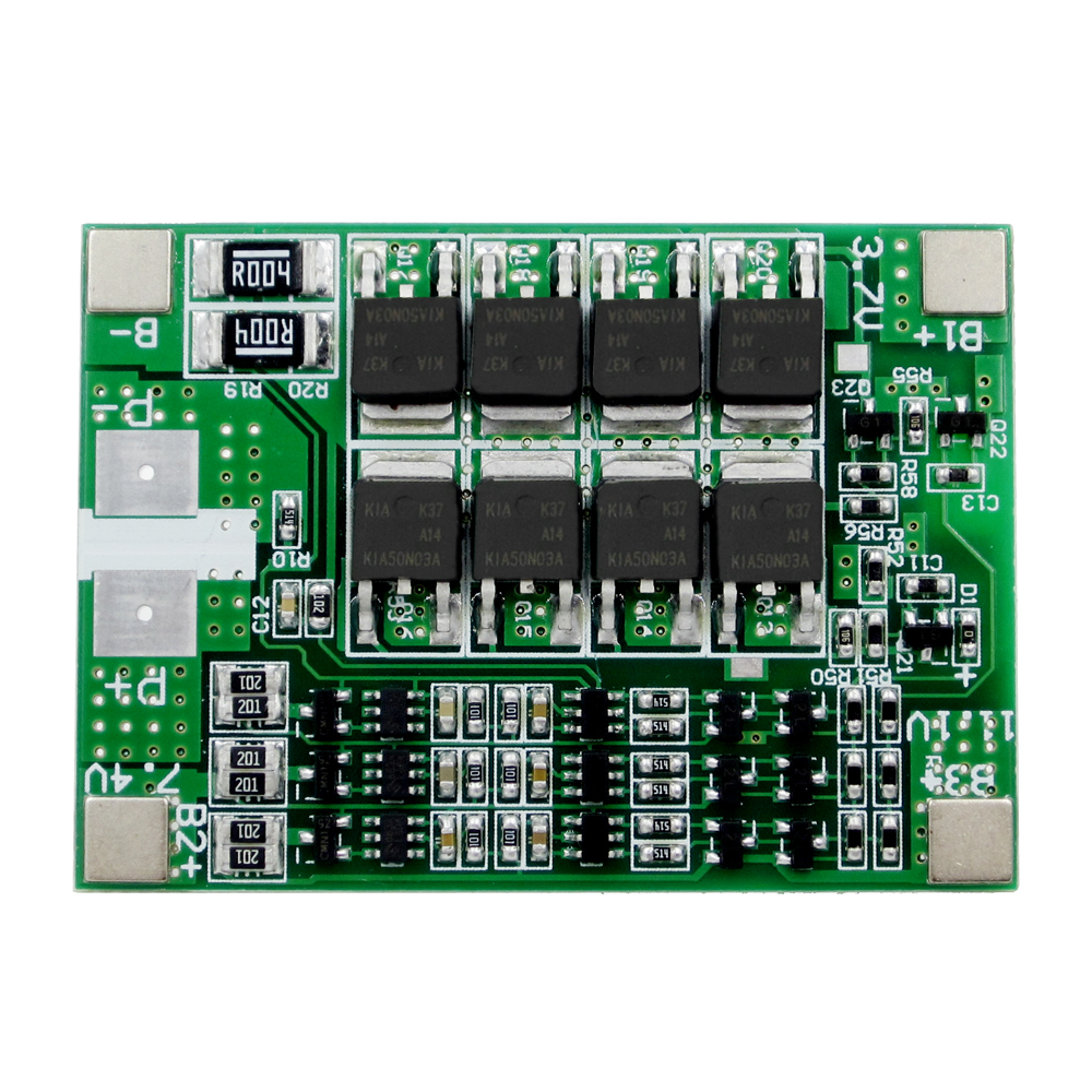 3s 25a Li Ion Lithium 18650 Bms Pcm Battery Protection Board Circuit Images With Balance For Lipo Cell Pack Module