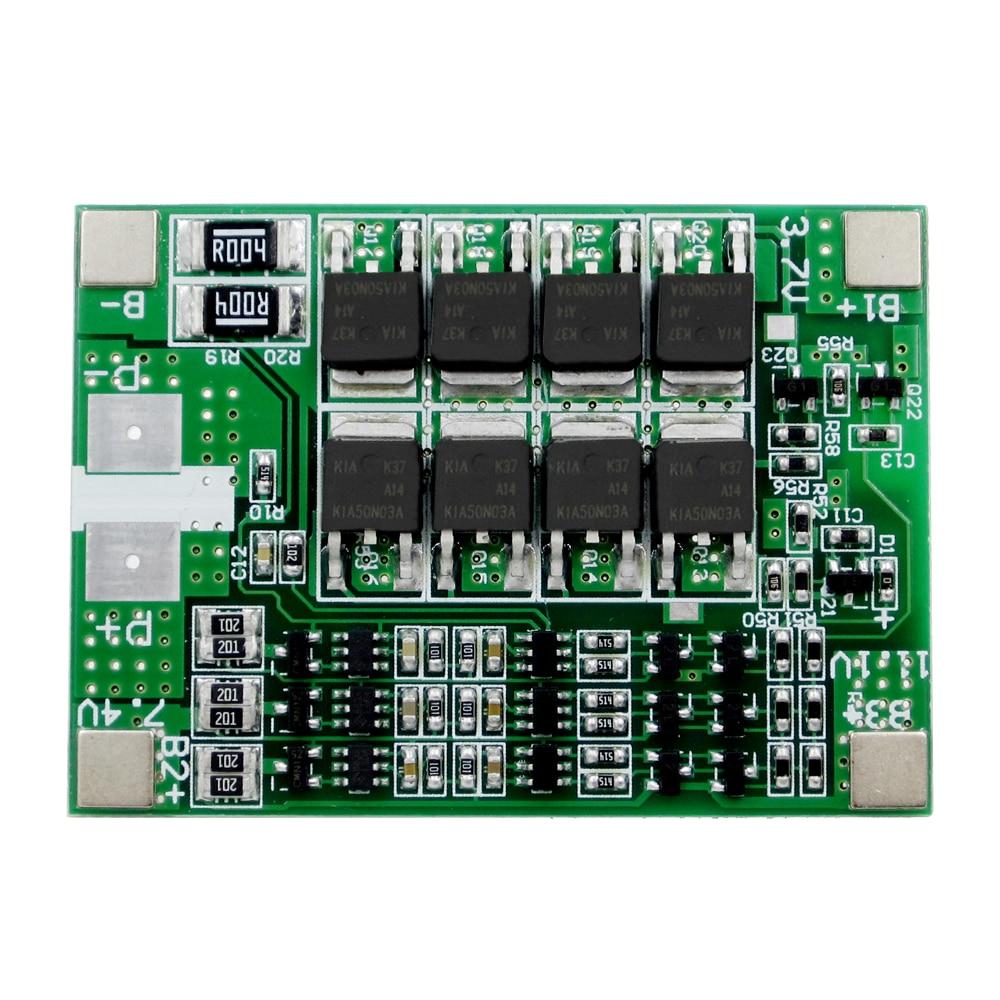 18650 Holder Case Battery W Li Ion Pcm Protection Circuit Module