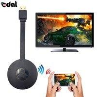 EDAL Wireless HDMI Media Video Streamer pk Google Chromecast Con Schermo di Sostegno 1080 p HD Immagine Intelligente Intelligente
