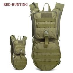 Outdoor Military Army Airsoft Molle plecaki Hydration plecaki 3L plecak rowerowy