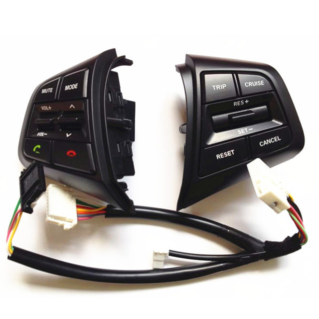 Para Hyundai ix25 1.6L Botones de Control de Crucero Volante styling car