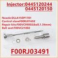 0445120244 0445120150 инжектор инжектора injektor ремонтные комплекты FOOR J03 491  дизельный Ремонтный комплект F OOR J03 491  FOORJ03491