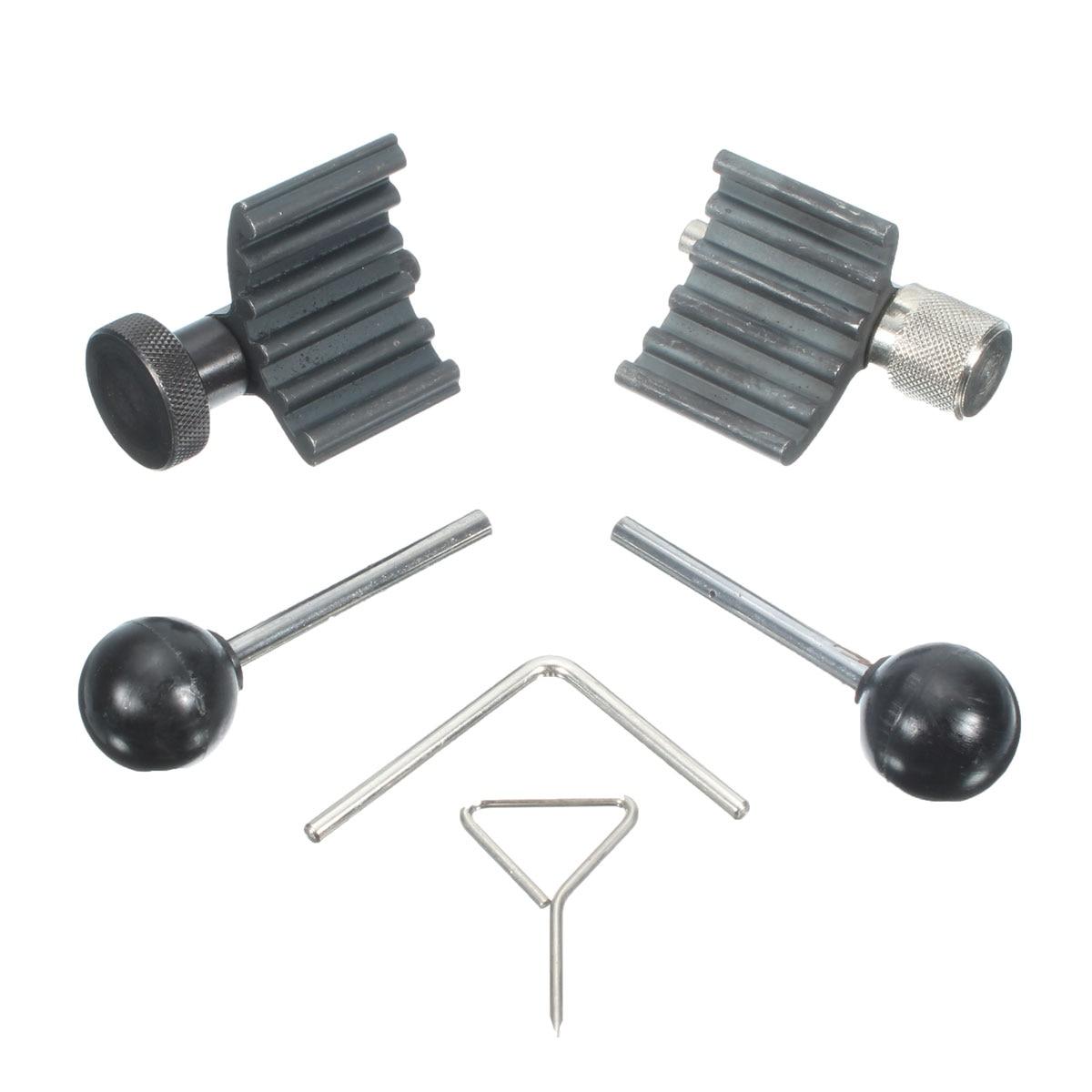 6 stücke Universal Diesel Motor Timing Cam Crank Locking Tool Set Für VW Für AUDI T10050 T10100 1,2, 1,4, 1,9, 2.0TDI