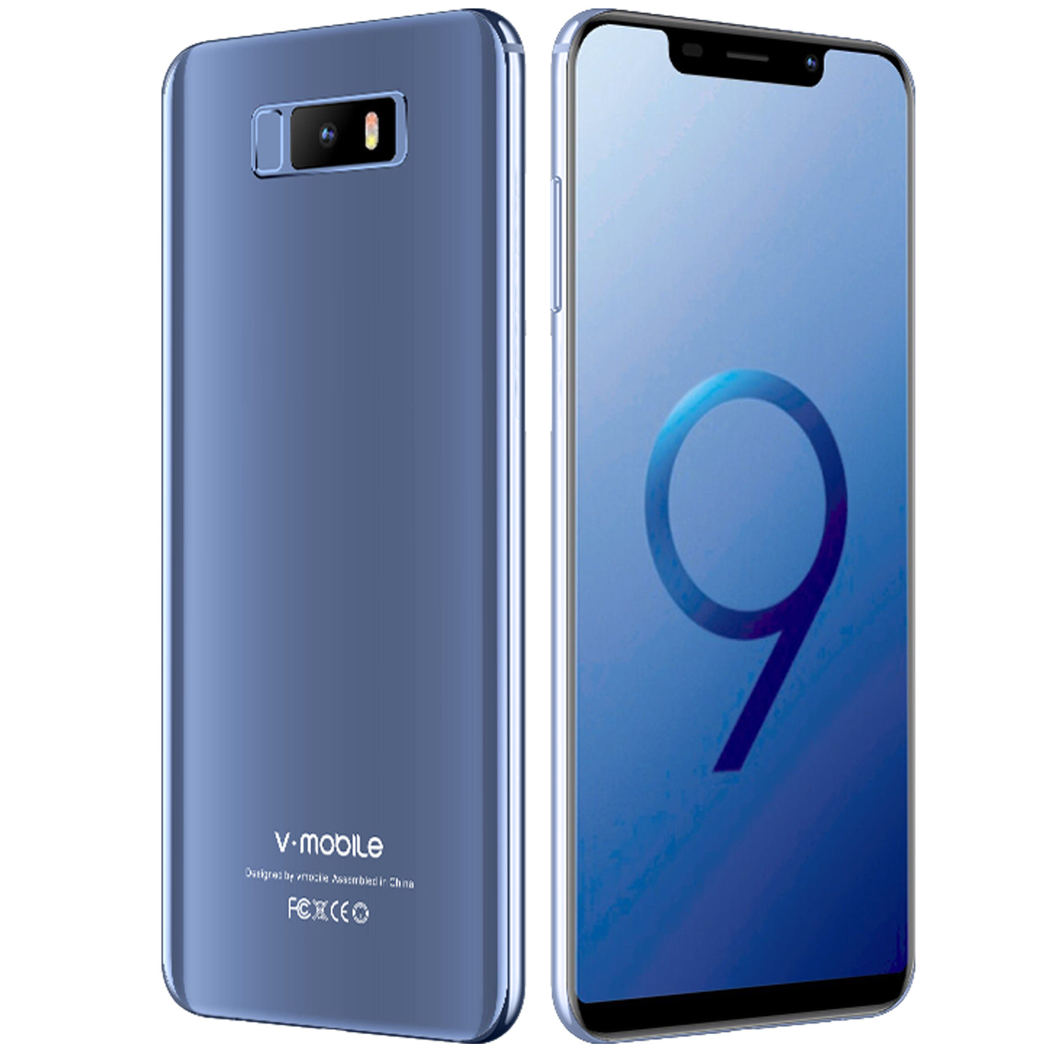 TEENO Vmobile Note 9 Mobile Phone Android 7 0 5 84 19 9 Full Screen 3GB