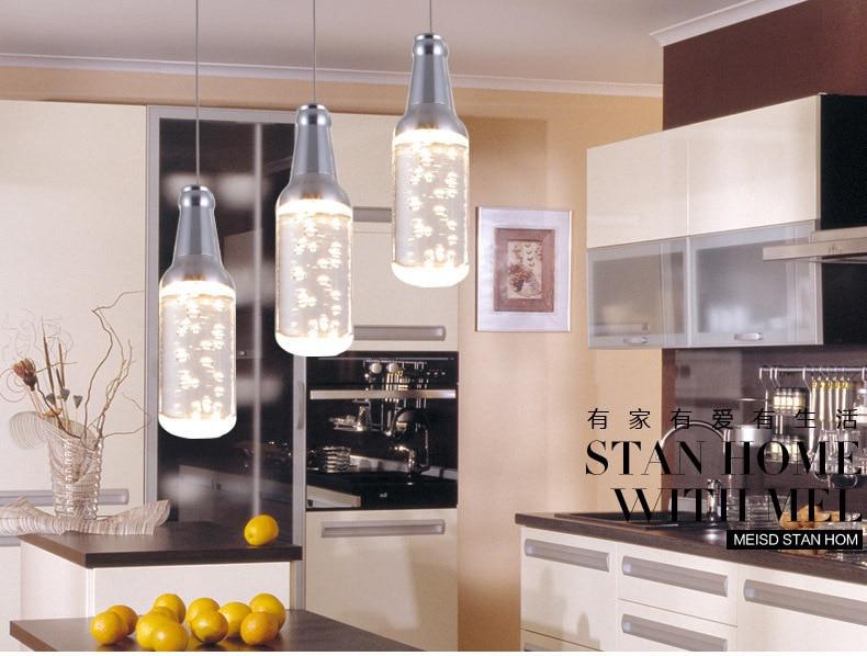 Kronleuchter flasche high-end-modernen minimalistischen led-leuchten ...