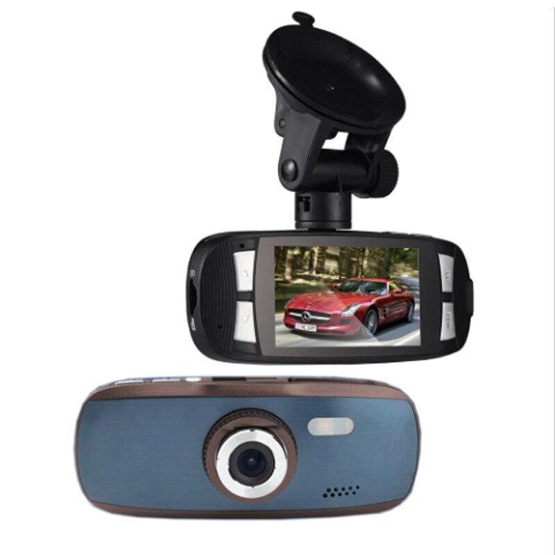 """Original Novatek 96650 Car DVR 2.7\"""" LCD Car Camera Black Box GS108 with WDR Technology AVC 1080P 30FPS G-Sensor Dash Cam G1W"""