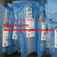 Válvulas de controle comuns foorj01522 da válvula f00rj01522 do trilho/f00r j01 522 para o injetor comum do trilho
