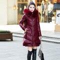 2016 Frisky New Women's Winter Coat Jackets Thick Warm Wind Down Jacket Female Fashion Casual Parkas Plus Size