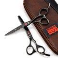 Япония Kasho 6.0 дюймов Профессиональные Ножницы tesoura парикмахерская продукты инструменты для укладки Волос Режущий Инструмент