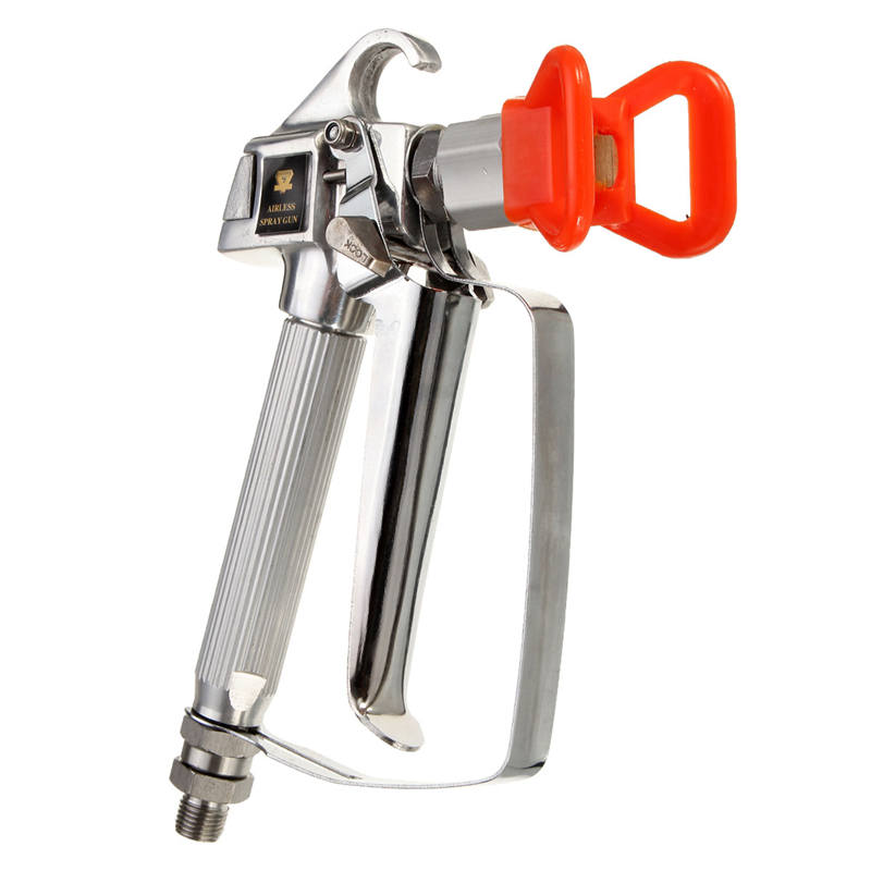 Airless Paint Spray Gun 3600PSI w/ Tip Guard For Graco for TItan Wagner Sprayers high quality 3600 psi airless spray gun for graco titan wagner paint sprayers with spray tip best price